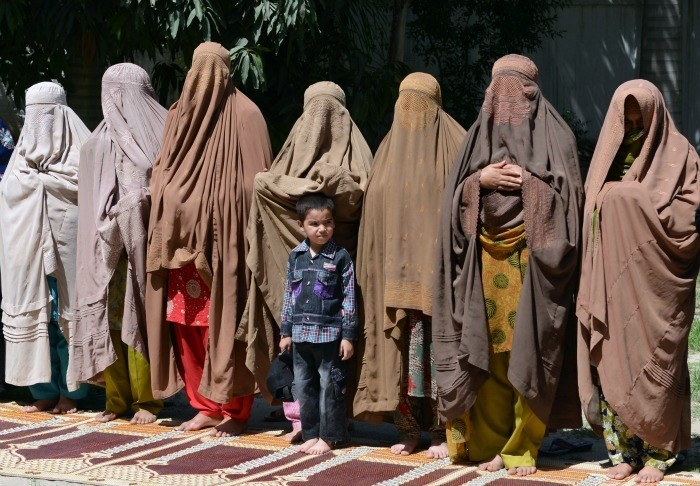 Donne col burqa | © AFP / Getty Images